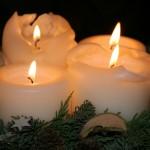 Mit Kerzen Energieverluste aufspüren